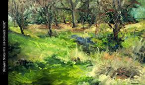 Backyard Series Ron Sumner Fine Arts Gallery