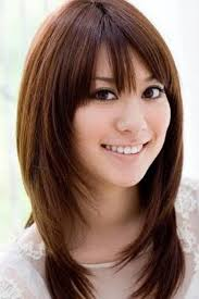 a frame hairstyles with bangs 70 artistic medium length layered hairstyles to try