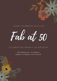invitation ideas for 50th birthday 28 images best 20 50th