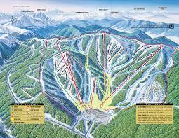 Ski Resorts Colorado Map by Monarch Ski U0026 Snowboard Area Skimap Org