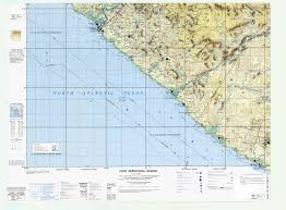 Liberia Africa Map by West Africa Joint Operations Graphic Finding Aid Map Library