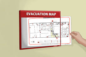 fire evacuation floor plan how to evacuate a building in an emergency 11 steps