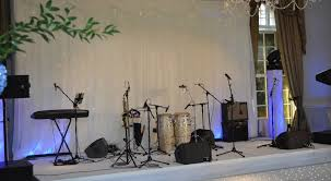 wedding backdrop hire northtonshire ivory starcloth backdrop hire in leicester premier events