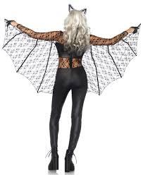 black magic bat halloween costume