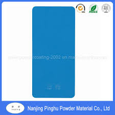 smart expo high gloss ral 5015 blue thermosetting powder paint