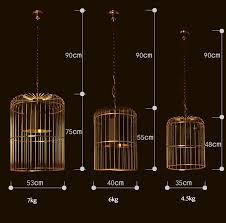 Birdcage Pendant Light Chandelier Bird Cage Pendant Light Chandelier Tudo Co Tudo And Co