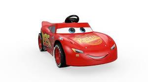 lighting mcqueen pedal car power wheels disney pixar cars 3 lightning mcqueen 6 volt ride on