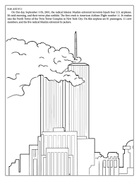 best september 11 coloring pages for kids free 4157 printable