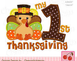1st thanksgiving etsy