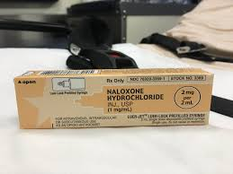 is there an irrational fear of naloxone acls medical training
