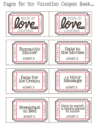 printable halloween express coupons mommy by day crafter by night free printable valentine coupon book