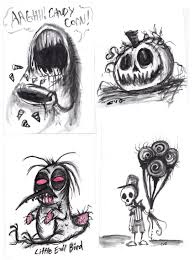 graphite doodles 5 halloween edition by comickpro on deviantart