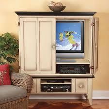 armoire for 50 inch tv convert a tv entertainment armoire a desk home decor by reisa