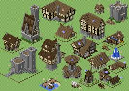 Castle Floor Plans Minecraft This Is A Small Farmhouse I Designed For A Add On To The Npc