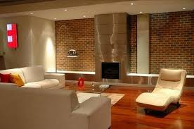 Homes Interior Designs Brick And Wall Ideas Pleasing Interior Design On Wall At