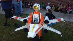 x wing fighter halloween costume adorable x wing pilot costume comes complete with real wings make