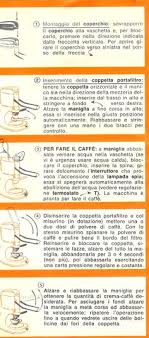 Silex Vacuum Coffee Maker Instruction Booklet Page 4