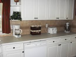Kitchen Backsplashes For White Cabinets by Beautiful White Kitchen Backsplash On White Kitchen Backsplashes