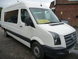9 Seater Splitter Van For Hire Make Model Vw Crafter Pr U2026 Flickr