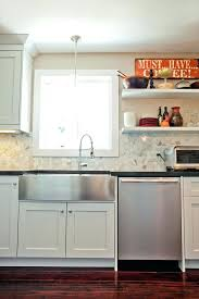 kraus farmhouse sink 33 kraus 33 inch farmhouse double bowl stainless steel kitchen sink