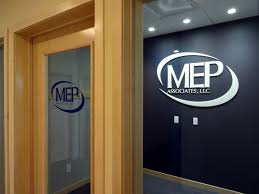 safety decals for glass doors business office interior signage madison sign lettering