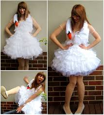 White Swan Halloween Costume Bjork Swan Dress Costume Sewing Cut