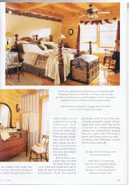 patriot log home builders at home in ohio magazine article from