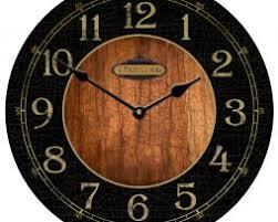 customizable large wall clocks u0026 big clocks the big clock store