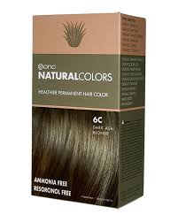 amazon com onc natural colors healthier permanent hair color