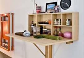 Diy Wall Desk Stunning Folding Table With Storage Fold Away Wall Desk With