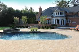 custom masonry patios stoops u0026 walkways landscape design long island