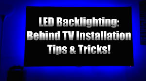 philips hue light strip behind tv led strip lights behind your tv simple installation tips tricks