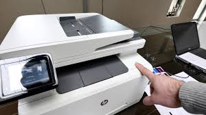 hp color laserjet pro mfp m277 hands on 4k deutsch youtube