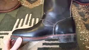 engineer boots engineer boots ace boot rrl frye youtube