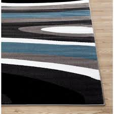 Modern Blue Rug Contemporary Area Rugs Blue And Brown U2013 Modern House
