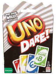 halloween card game amazon com uno dare card game toys u0026 games