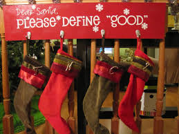 sustainably chic designs christmas vinyl stocking hanger christmas vinyl stocking hanger