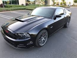 Black Mustang For Sale 2014 Black Ford Mustang For Sale Sacramento California Dealer