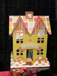 20 best paper houses images on cricut cards