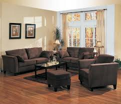 best living room paint ideas with dark brown l 15131