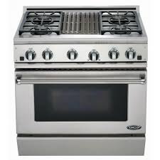 dcs ranges 36 inch natural gas range with grill by fisher paykel