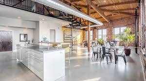 Industrie Lofts Penthouse Corner Loft In The Renown Cigar Factory Youtube