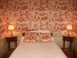 Toile De Jouy Decoration Toile Room Jouy Homeaway Ourouër