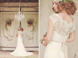 chic special design wedding dress lace wedding dress 803017