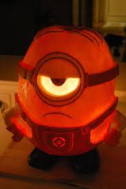 minion halloween pumpkin u2013 halloween wizard