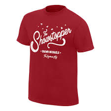 Wweshop Shawn Michaels Official Merchandise