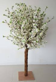 cherry blossom tree white 6ft for hire