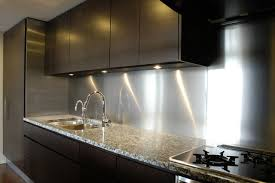 steel kitchen backsplash kitchen backsplash stainless steel coryc me