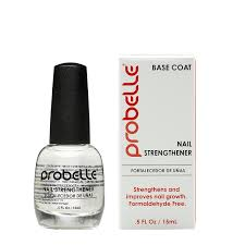 amazon com probelle nail strengthener formaldehyde free fast