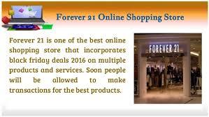 best black friday deals 2016 online forever 21 black friday 2016 deals ads discounts unveiled